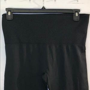 Pants - Black Fleece lined leggings. Size 2x/3x.